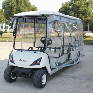 Marshell Brand 6 Seater Electric Sightseeing Carts (DG-C6) pictures & photos