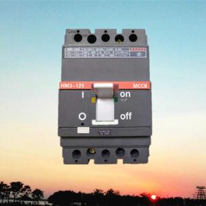 85362000 MCCB Moulded Case Circuit Breaker (HM3-125S1) pictures & photos