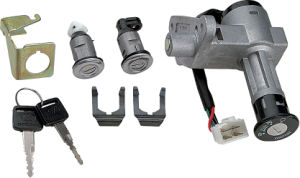 Motorcycle Ignition Switch Set (CD100) pictures & photos