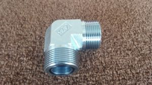 90° Elbow Orfs Male O-Ring Adapter (1F9) pictures & photos