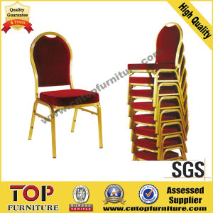 Hotel Classy Metal Stacking Dining Chair for Banquet Hall (CY-8030) pictures & photos
