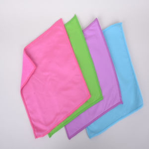 Microfiber Cleaning Cloth, Wipe The Electronic Products, Dust Removal pictures & photos