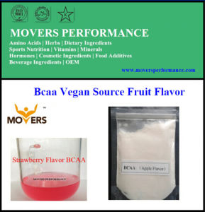 Sports Nutrition Bcaa Vegan Source Fruit Flavor pictures & photos