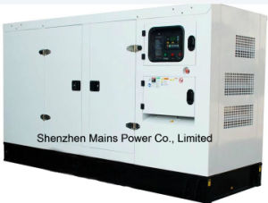 375kVA 300kw Cummins Diesel Generator Soundproof Silent Canopy pictures & photos