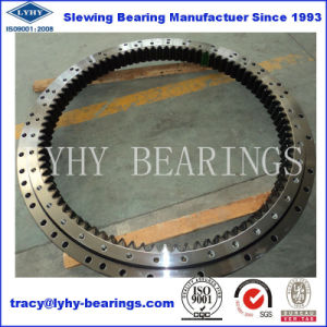 Four Point Contact Ball Swing Bearing for Crawler Crane (QW1120.32) pictures & photos