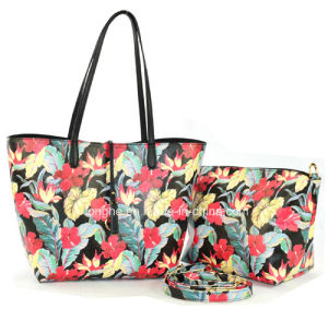 New Arrival Ss16 Printed Designer Women Handbags (ZX226) pictures & photos