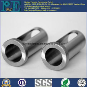 Precision Steel CNC Machined Pipe Parts pictures & photos
