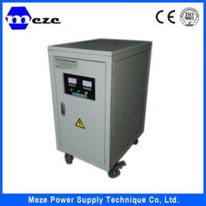 380V/50Hz AVR AC Automatic Regulator Voltage Stabilizer pictures & photos