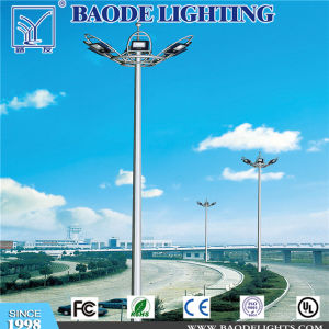 High Mast Lighting Steel Pole Lamp Pole pictures & photos