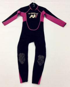 Women′s Long Neoprene Surfing Wetsuit (HX15L21) pictures & photos