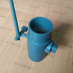 PVC Compact Ball Valve Mould pictures & photos