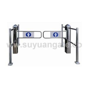 Supermarket Gate, Barrier Gate, Swing Door, Mechanical Sliding Door (SMG-01) pictures & photos