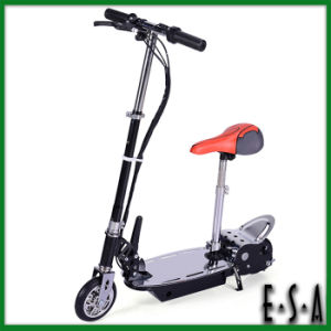 Rechargeable Cheap Electric Folding Bike, Top E-Cycle Hot Selling 120W Mini Electric Pocket Bike G17b103 pictures & photos