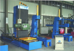 CNC H/Box Beam End Face Milling Machine pictures & photos