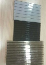 Popular Decoration Material Polycarbonate Hollow Sheet for Woodhouse pictures & photos