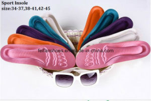 Latest Multifunction Breathable Deodorant Comfortable Sport Insoles (FF506-6) pictures & photos