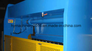 Wc67y-200X4000 Nc Control Hydraulic Steel Plate Bending Machine pictures & photos