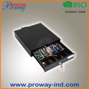 2 Keys USB Cash Drawer for Supermarket pictures & photos