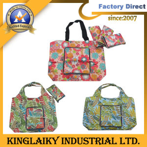 Hot Selling Shopping Cotton Bag (NPVC-1008) pictures & photos