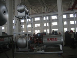 0.5t Yyw Integrated Thermal Oil Boiler pictures & photos