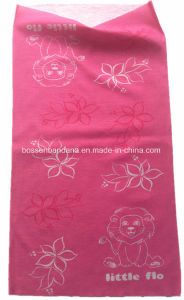 Factory OEM Produce Custom Design Printing Microfiber Seamless Buff Style Kids Pink Magic Scarf pictures & photos