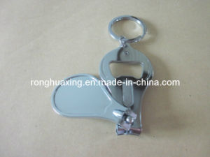 Big Nail Clipper with Key Holders and Bottle Opener N-628BV pictures & photos