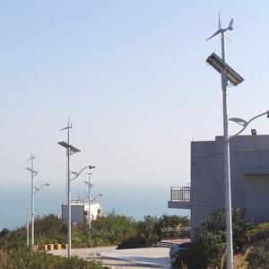 Wind Solar LED Road Lamp, Solar Wind Road Lamps (100W)