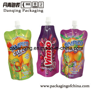 Stand up Pouch with Spout for Packing Fruit (DQ) pictures & photos