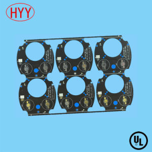 UL 1 Layer PCB Board for LED Lamp pictures & photos