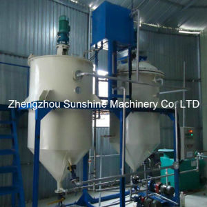 Peanut Oil Refinery Machine Crude Oil Refinery Plant pictures & photos