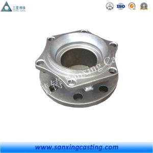 Carbon/Stainless Steel Waterglass Precision Investment Casting Vehicle Parts pictures & photos