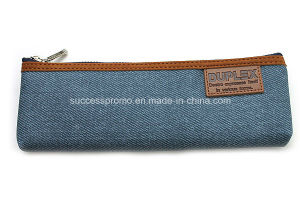 High Quality Jean Pen Bag, Customized Design Are Accepted pictures & photos