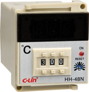 Temperature Controller Hh48-N (E5C4 OMRON alike) pictures & photos