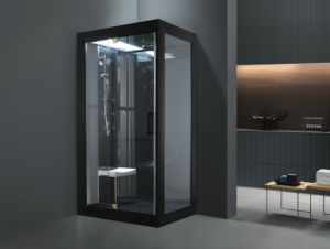 Modern Style Rectangle Single Person Use Steamroom (M-8281) pictures & photos