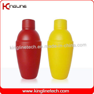 250ml plastic Cocktail shaker (KL-3041) pictures & photos