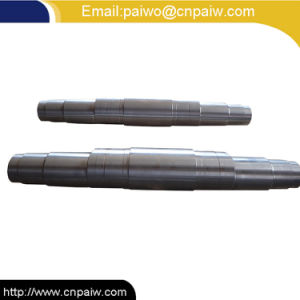 Forged CNC Machining 4130 4140 Precision Spline Shaft for Industry pictures & photos