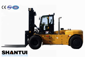 Big 25 Ton Diesel Forklift with Volvo Engine pictures & photos