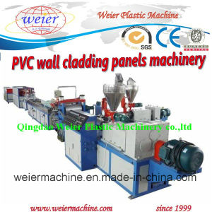 PVC Vinyl Siding Production Line External Wall Panel Extrusion Line pictures & photos