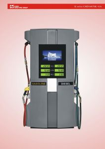 Fuel Dispenser K Series pictures & photos