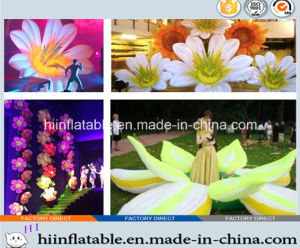 Wedding Supplies, LED Lighting Air Inflatable Flower 001 for Party, Wedding, Stage Decoration pictures & photos