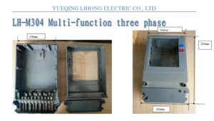 Three Phase Multi-Function Energy Meter Case, Mete Box (LH-M304) pictures & photos