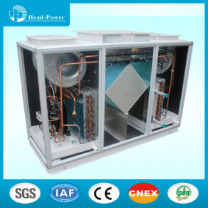 Aluminum Core Coss Flow Air Heat Recovery Ventilation pictures & photos