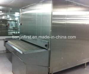 High Quality Bread Meat Seafood Ice Cream Tunnel Quick Freezing pictures & photos