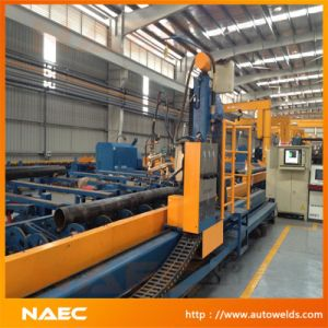 Fixed Type Pipe Fabrication Production Line pictures & photos