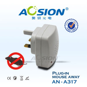 Sweeping Frequency Ultrasonic Pest Control