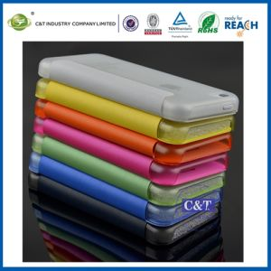 Fashion Leather Cover Case for iPhone 5c pictures & photos