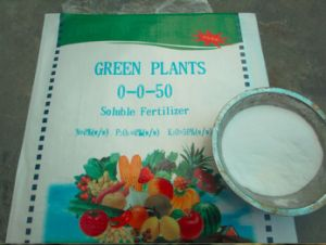 NPK 0-0-50 Fertilizer pictures & photos