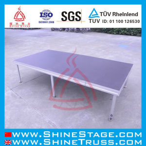 Aluminum Concert Stage From Guangzhou Factory pictures & photos