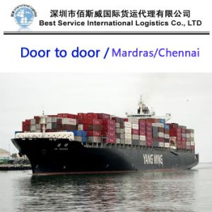 Door to Door Freight Malysia / Pasir Gudang/Kuching/Muara/Penang/ India / Mumbai / New Delhi / Chennai (Freight forwarder / Sea freight / FCL/LCL) pictures & photos