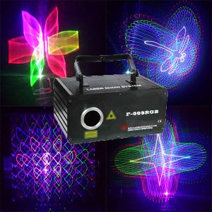 Factory Price 3D Beautiful Effect Laser DJ Light